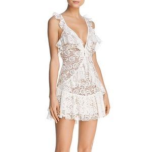 NWT For Love and Lemons lace dress